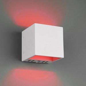 Trio Lighting Trio WiZ Figo nástenné LED svietidlo, biele matné