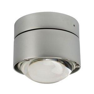 Top Light Vonkajšie stropné LED Puk Outdoor Plus chróm matný
