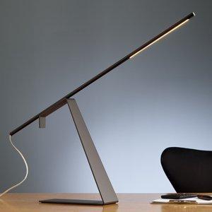 TECNOLUMEN TECNOLUMEN Jella – stolná LED lampa chróm