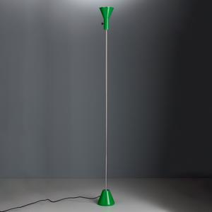 TECNOLUMEN TECNOLUMEN Gru – stojaca LED lampa zelená