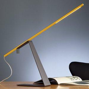 TECNOLUMEN TECNOLUMEN Jella – stolná lampa LED žltá