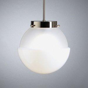 TECNOLUMEN TECNOLUMEN HMB 29 závesná lampa opálové sklo 25cm
