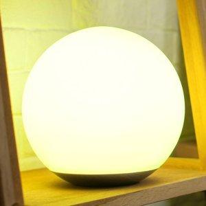 WiZ Technológia WiZ – stolná LED lampa Spirit zo skla