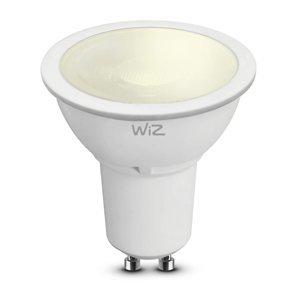 WiZ WiZ GU10 LED reflektor matný Ø 5cm 9W 2700K