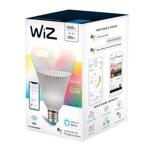 WiZ WiZ E27 LED žiarovka matná Ø12 21W RGBW 2200-6500K