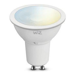 WiZ WiZ GU10 LED žiarovka Ø 5cm 5,5W 2700 – 6500K