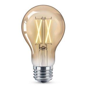 WiZ WiZ E27 LED A60 filament jantár 6,5W 2000–4500K