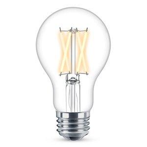 WiZ WiZ E27 LED A60 filament číra 6,5W 2200–5500K