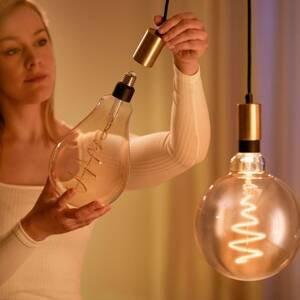 WiZ WiZ LED Filament PS160 E27 6,5W 2000-5000K jantár