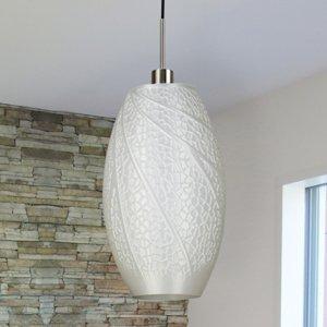 Tagwerk Flora – dizajnérska závesná lampa z 3D tlačiarne
