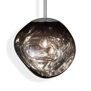Tom Dixon Tom Dixon Melt Mini závesná lampa dymovosivá/Ø28cm