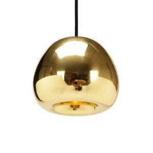 Tom Dixon Tom Dixon Void mini závesná lampa Ø 15,5cm mosadz