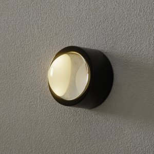 Tom Dixon Tom Dixon Spot Surface nástenné LED okrúhle čierne
