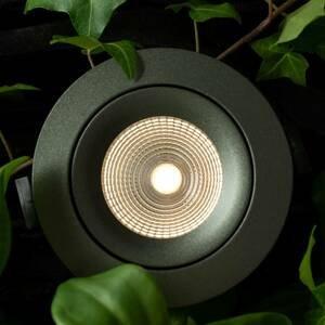 THE LIGHT GROUP SLC Green One 360° zapustené LED 3000K Ra97