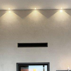 THE LIGHT GROUP SLC MiniOne Tilt zapustené LED biele 3000K