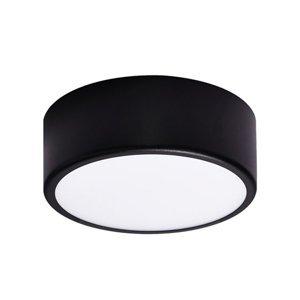 TEMAR LIGHTING Stropné svietidlo Cleo, Ø 20cm, čierne