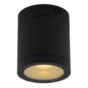 Heitronic Stropné LED svietidlo Negro do exteriéru