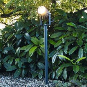 Heitronic Svetlo s hrotom do zeme Levanza otočné IP65