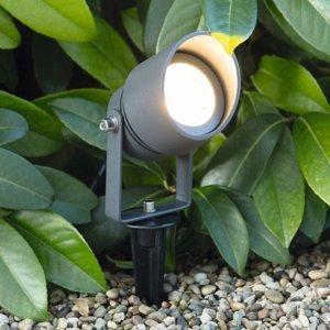 Heitronic LED svetlo s hrotom do zeme Linosa, otočné