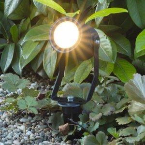 Heitronic LED svetlo s hrotom do zeme Pasas otočné
