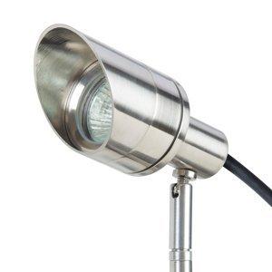 Heitronic Bodové LED svietidlo Schego-Lux GU4 IP68 neoslňuje