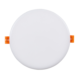 Heitronic LED panel Infinity Ø 15,5cm stmievateľný okrúhly