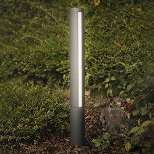 Heitronic Chodníkové LED svietidlo Lilia, výška 75cm