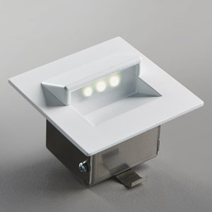 Heitronic Zapustené LED svietidlo Live z hliníka