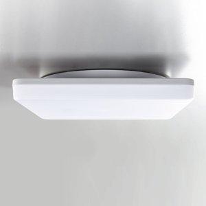 Heitronic Stropné LED svietidlo Pronto, 33 x 33cm