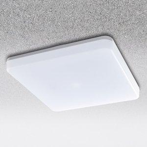 Heitronic Snímačové stropné LED svietidlo Pronto, 33 x 33cm