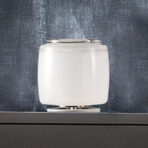 Vistosi Sklená stolová lampa Bot