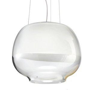 Vistosi Dizajnová závesná lampa Mirage SP, biela