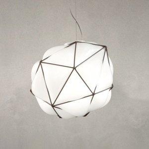 Vistosi Závesná lampa Semai E27 Ø 30 cm