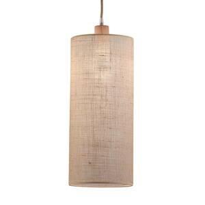 Viokef Závesná lampa Senso, pozdĺžne úzka, Ø 20cm