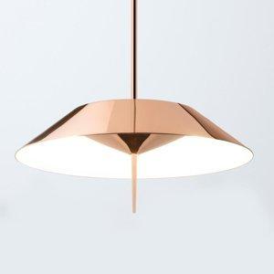 Vibia Vibia Mayfair závesné LED svietidlo 1-pl., meď