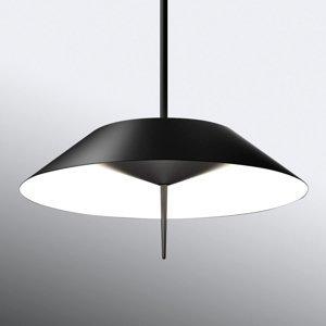 Vibia Vibia Mayfair závesné LED svietidlo 1-pl., grafit