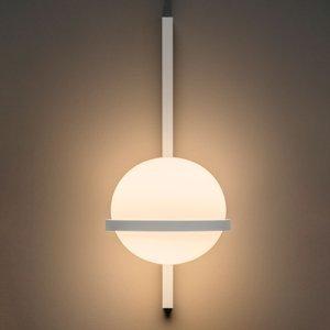 Vibia Vibia Palma 3710 nástenné LED svietidlo, biele