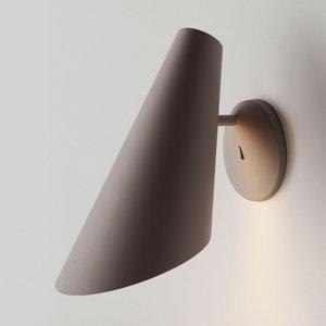 Vibia Vibia I.Cono 0720 nástenné svietidlo, 28cm béžové