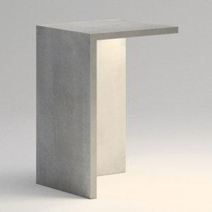 Vibia Vibia Empty 4130 vonkajšie svetlo z betónu, 70cm