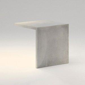 Vibia Vibia Empty 4135 vonkajšie svetlo z betónu, 25cm