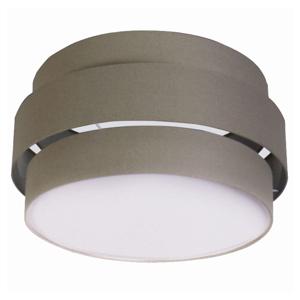 Van de Heg Stropné svietidlo Invento 3D L sivé