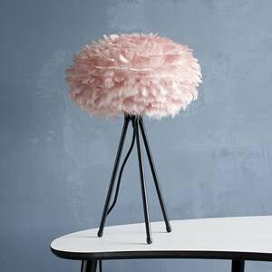 UMAGE UMAGE Eos mini stolná, ružová trojnožka čierna