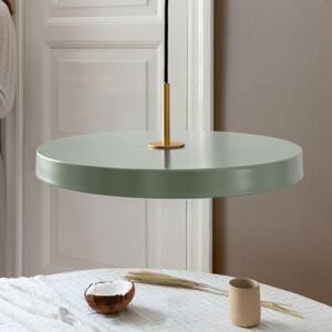 UMAGE UMAGE Asteria medium závesná lampa mosadz zelená