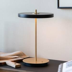 UMAGE UMAGE stolná LED lampa Asteria move čierna