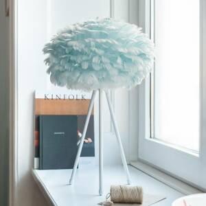 UMAGE UMAGE Eos mini stolná svetlomodrá tripod biela