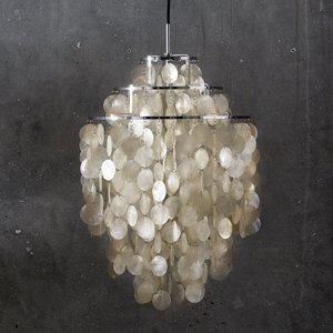 VERPAN VERPAN Fun 1DM – závesná lampa z perlete