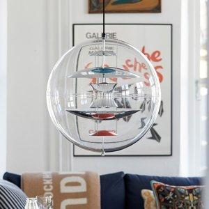 VERPAN VERPAN VP Globe závesná lampa, 40cm