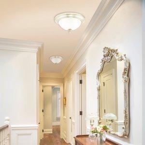 Westinghouse Westinghouse Harwell stropné svietidlo, nikel