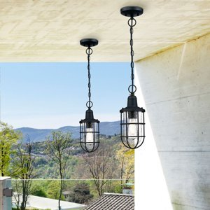 Westinghouse Westinghouse Crestview vonkajšia lampa, klietka