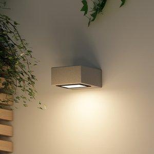 Arcchio Arcchio Udonna nástenná LED, horná objímka